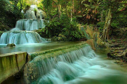 Oenesu Waterfall, Kupang, NTT