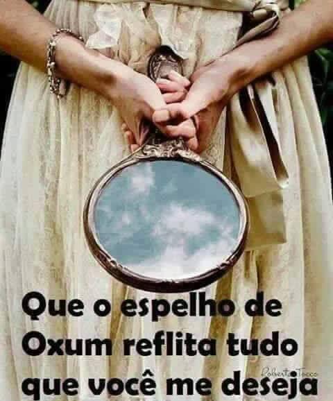 Entidades Ciganas da Umbanda (Clique Aqui) para entrar.: ESPELHO DE OXUM