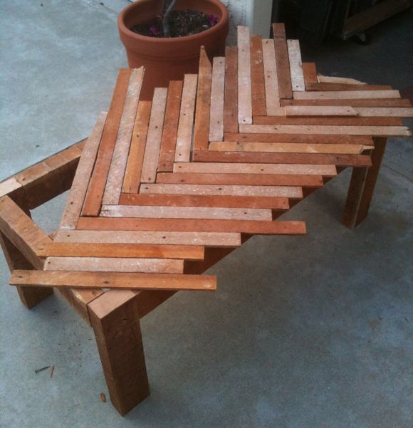 Best 25 pallet table top ideas on pinterest for Patio table made from pallets