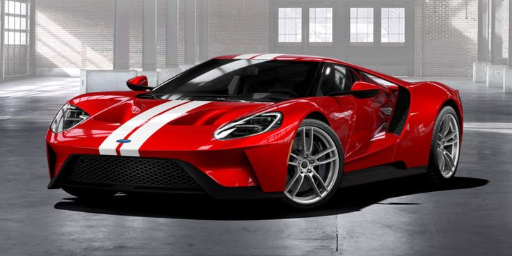 The Ford GT Configurator Is Here, Go Reserve Your $450,000 Ford Right Now