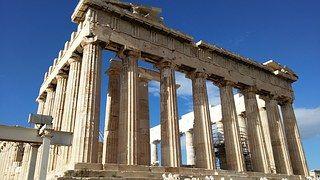 Parthenon, Atenas, Grecia, Griegos