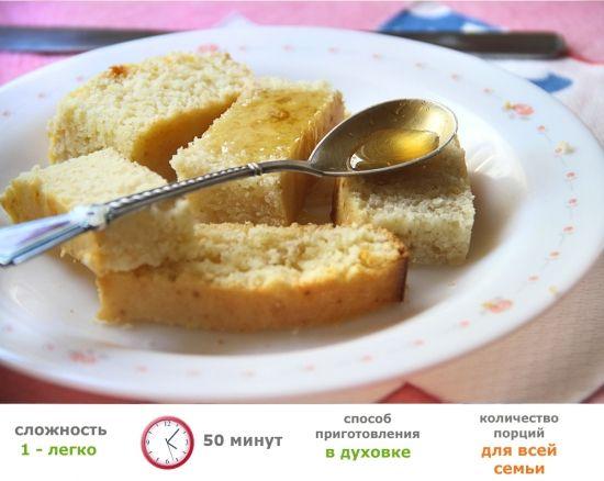 Рецепты для малышей - Манник