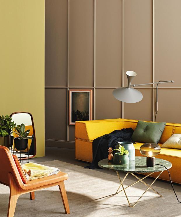 Exceptional Farbenmix: Trendkombinationen Bei Wandfarben Pictures