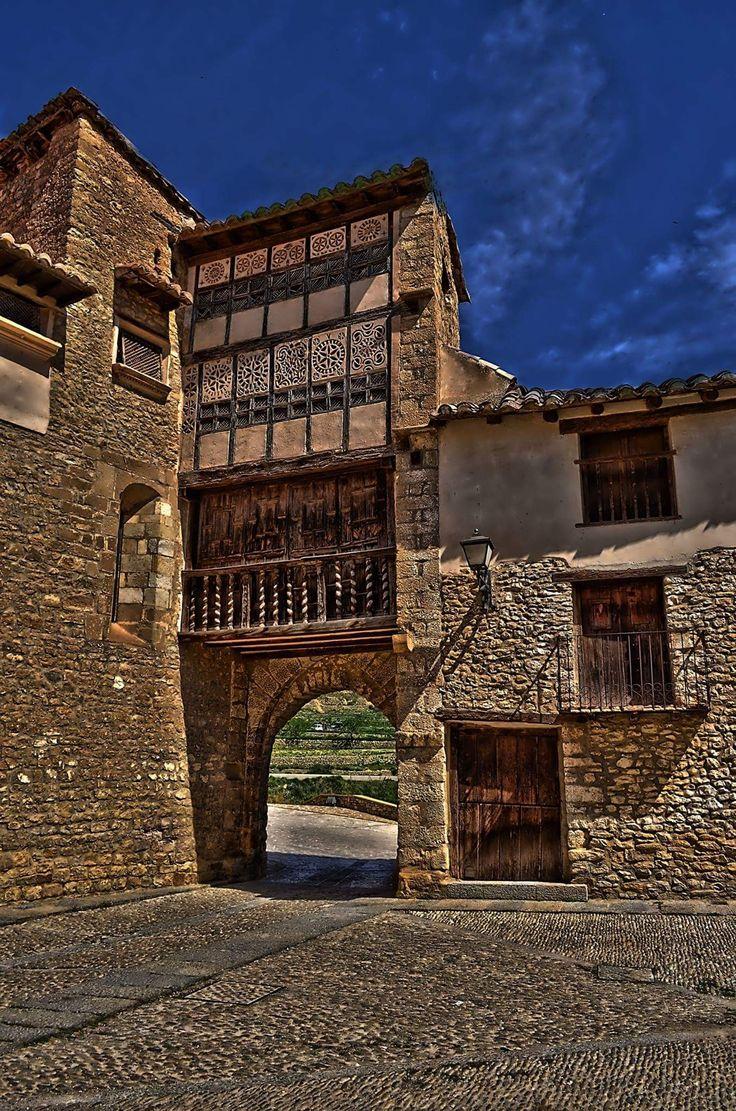 Mirambel - Teruel, Spain