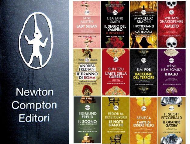 Newton Compton Live: la collana di libri a 0,99 centesimi per combattere la crisi