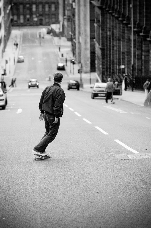 So the #Oola Guru told me that he longboards to get his mail for #OolaFUN...Whatever works!!