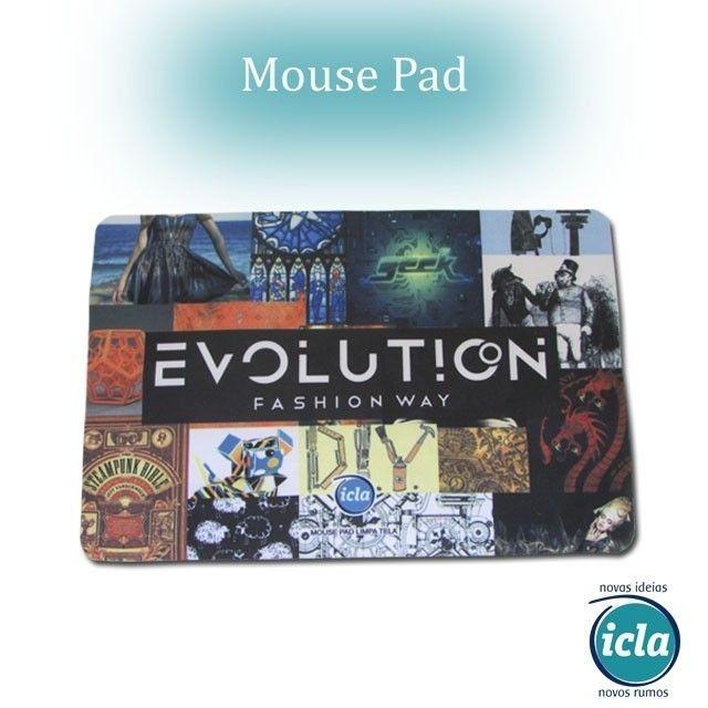 O Mouse Pad faz toda diferença na hora de usar o seu computador. Essa peça permita maior velocidade, precisão e conforto nos movimentos.   Além disso o Mouse Pad Personalizado é um brinde útil, marcante e bonito.