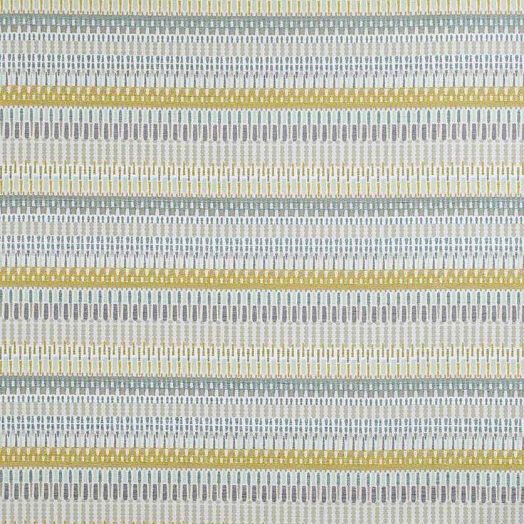 Warwick Fabrics : TALLINN, Colour AQUA