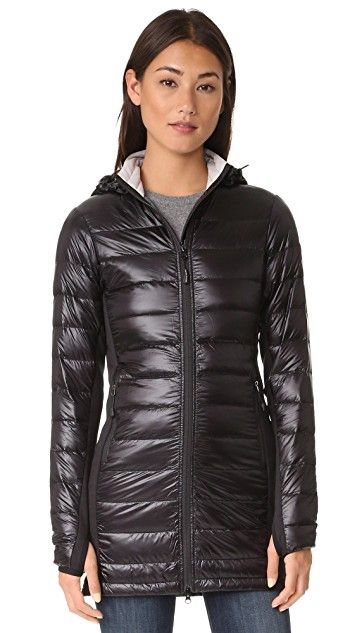 Hybridge Lite Long Coat