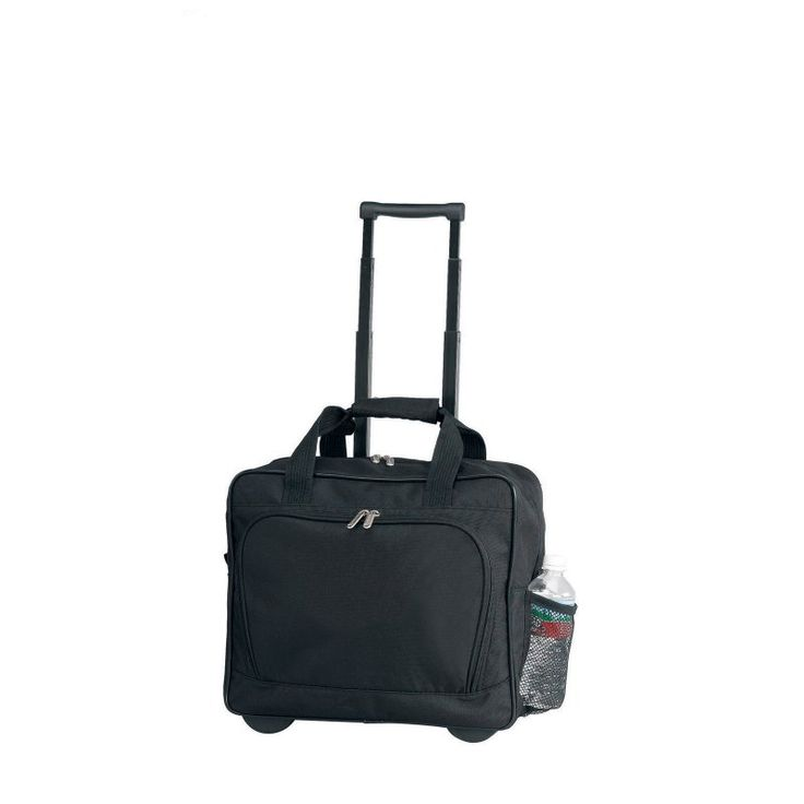 Preferred Nation Bellino On the Go Rolling Briefcase - 4511