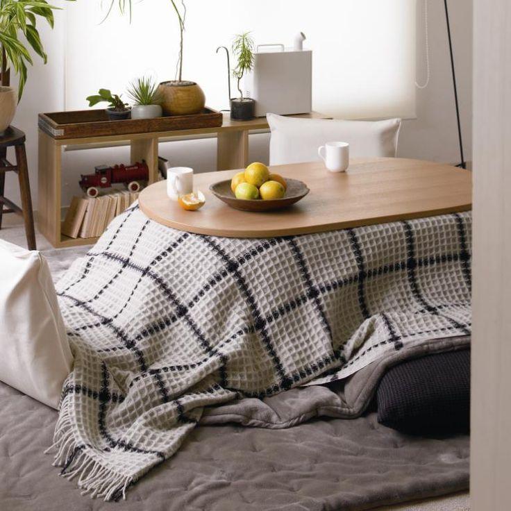kotatsu - Japanese heater under the table