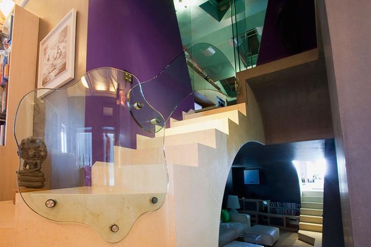 different glass handrail #2
