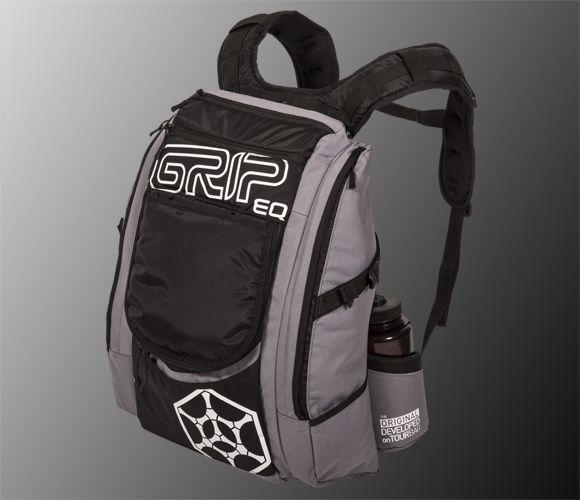 Grip EQ: A-Series Large Tour Disc Golf Bag.