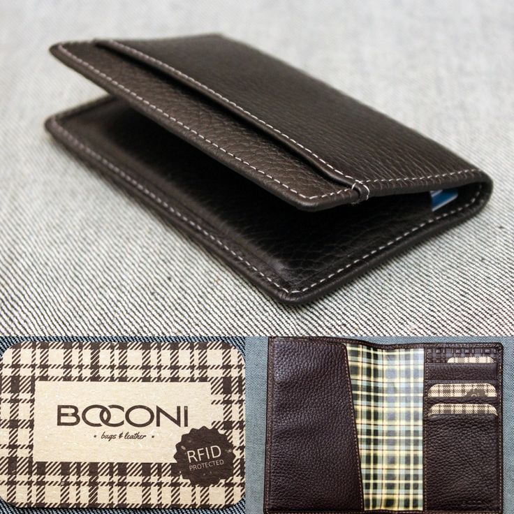 January 2017 Giveaway – Boconi Wallets