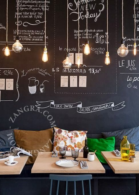 SUPERB INDUSTRIAL CAFE DECORATION See More Inspiring Articles At Vintageindustrial