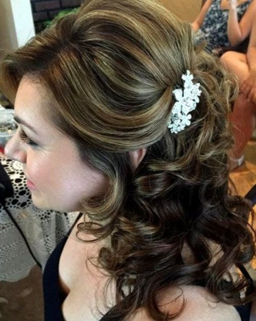 Picking the right hairstyle to wear on your daughter's wedding day is easy with our selection of versatile mother of bride hairstyles that fit all face shapes. Check now!