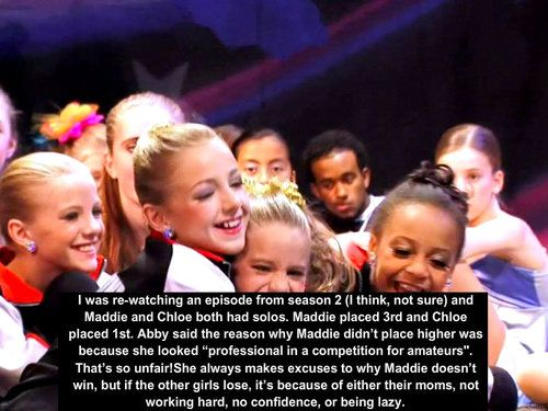 Dance moms confessions season 2 espisode 1 chloe with - Dance moms confessions ...