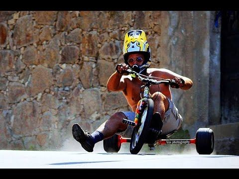 Drift Trikes 2015 (Speed & Show) AGLTrike Drift Team HD - YouTube