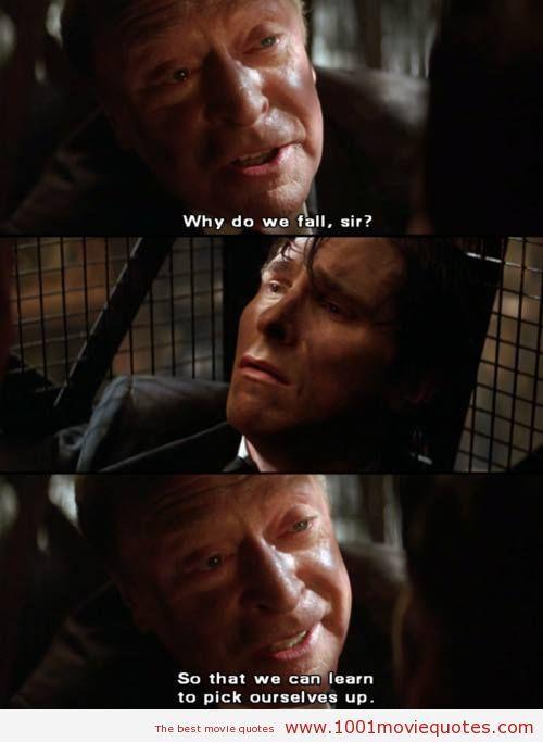 Batman Begins (2005) - movie quote