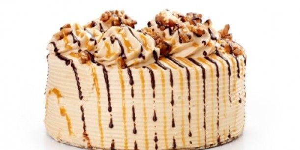 Caramel Mud Cake Recipe | Stay at Home Mum
