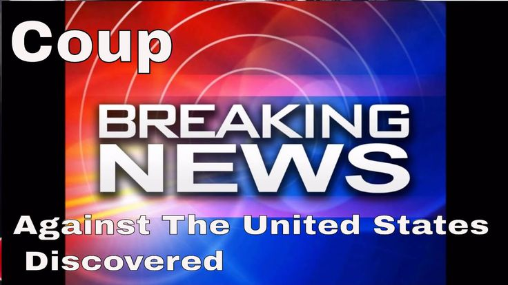 Breaking News Coup Against The United States Discovered cnn news live
