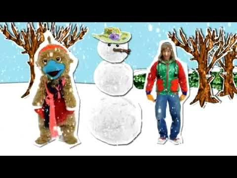HoelaHoep liedje sneeuwsporen