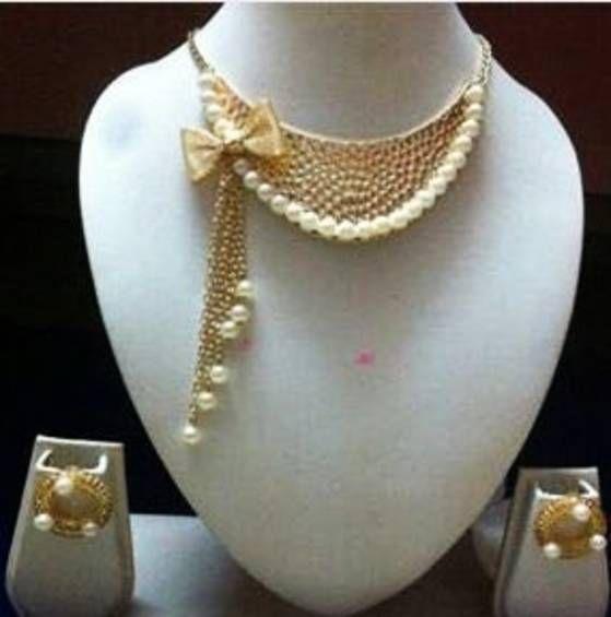 Jewellery Set Statement Necklace Earring | Shopo.in