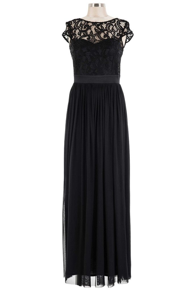 Got A Crush On You Dress - Black