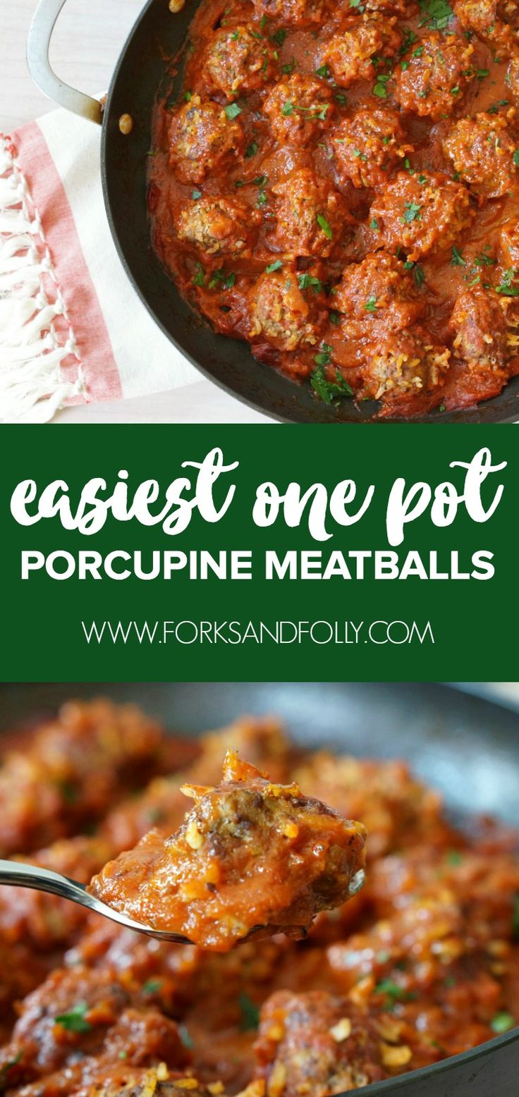 I'm revisiting one of my favorite childhood dishes with this easy One Pot Porcupine Meatballs recipe. Easy to prep and as delicious as ever, you'll want to add this recipe, with groceries from @walmart, to your weekly meal plan rotation! #ad #CampbellsShortcutMeals