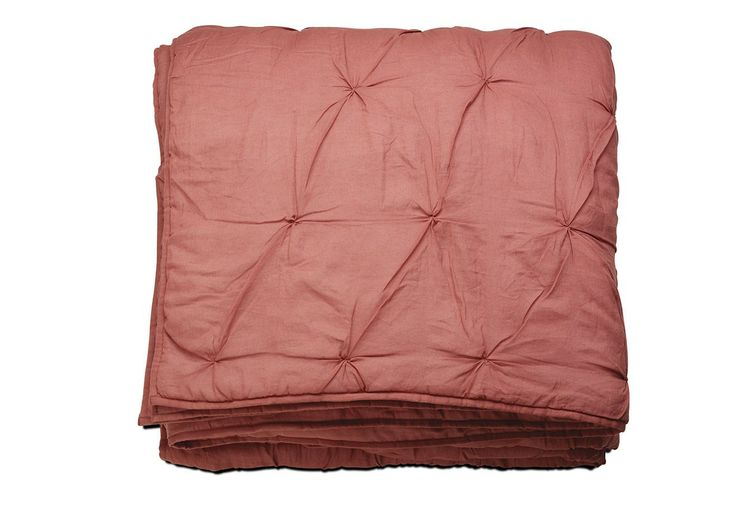 Hand quilted bedcover 250x250 cm made for BoConcept