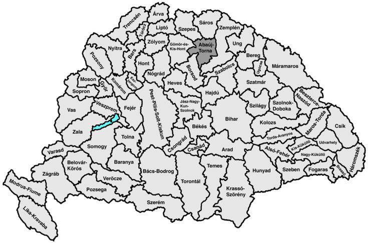 Regions of Hungary
