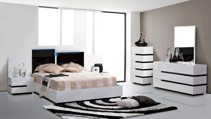modern-white-and-black-finish-bedroom-set-bed-two-night-stands-dresser-and-mirror-1.gif (1800×1014)