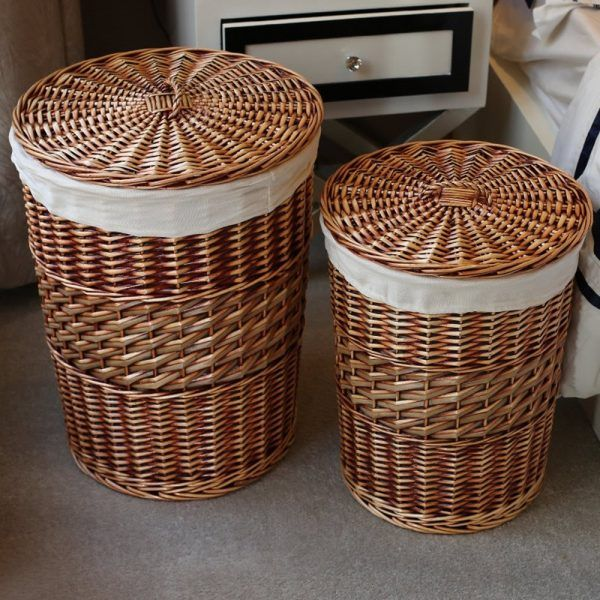 50 Unique Laundry Bags Baskets To Fit Any Theme Storage Baskets With Lids Laundry Basket With Lid Storage Baskets