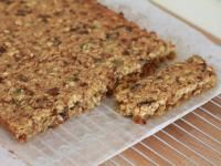 Wheat, nut & dairy-free muesli slice/ bars | Official Thermomix Recipe Community