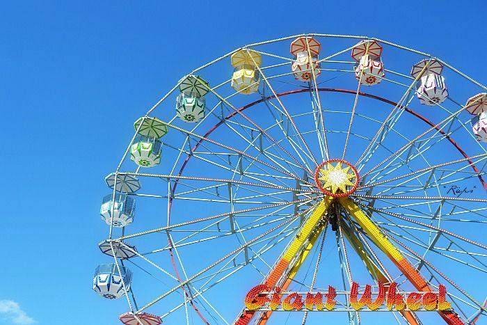 Giant Wheel *Tivoli Sariola* http://anunkameralla.blogspot.fi