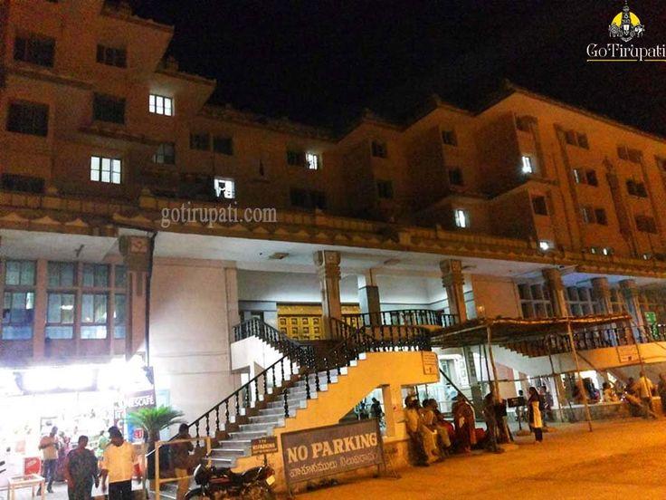 Tirupati Accommodation Online Booking