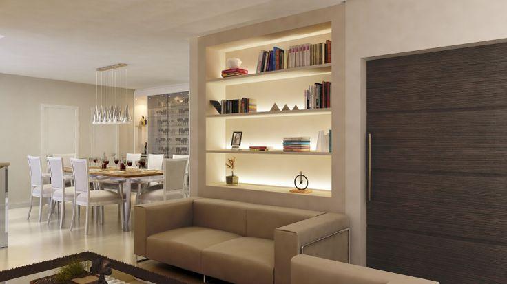 Construindo Minha Casa Clean: Consultoria da Sala e Lavabo - Ganhadoras do Concurso Cultural!