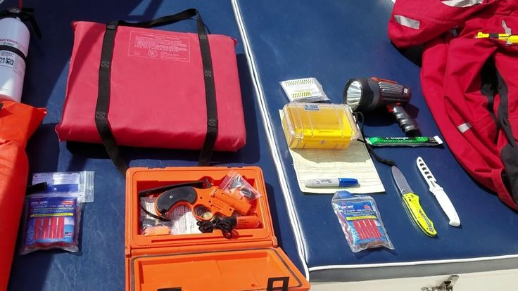 Recreational Boating Safety Equipment: Going over a few  Items you are required to have if stopped for a safety inspection  by the Coast Guard.