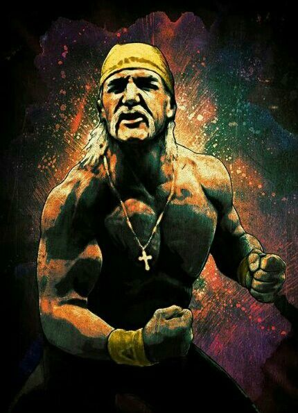 "( ☞ 2017 ★ CELEBRITY WOMAN from WWE ★ HULK HOGAN...WEARING A CROSS †. ) ★ Terry Gene Bollea - Tuesday, August 11, 1953 - 6' 5¼"" - Augusta, Georgia, USA."