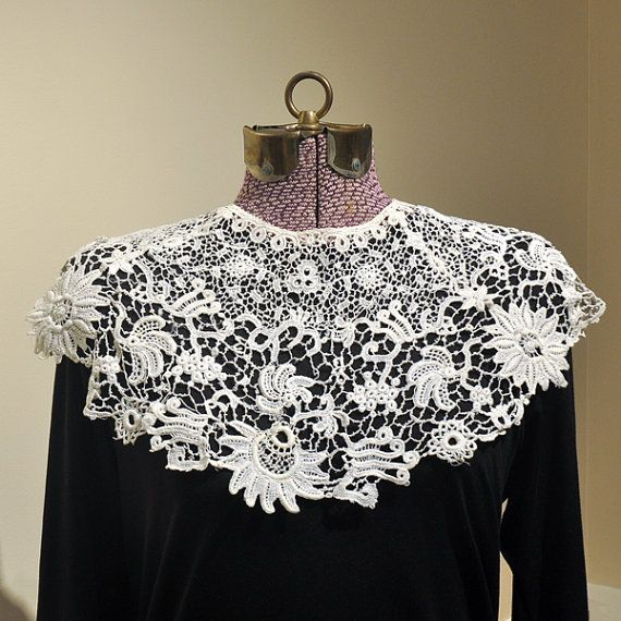 Irish Crochet Lace Shawl Pattern : 13 best images about Steampunky on Pinterest Ladies ...