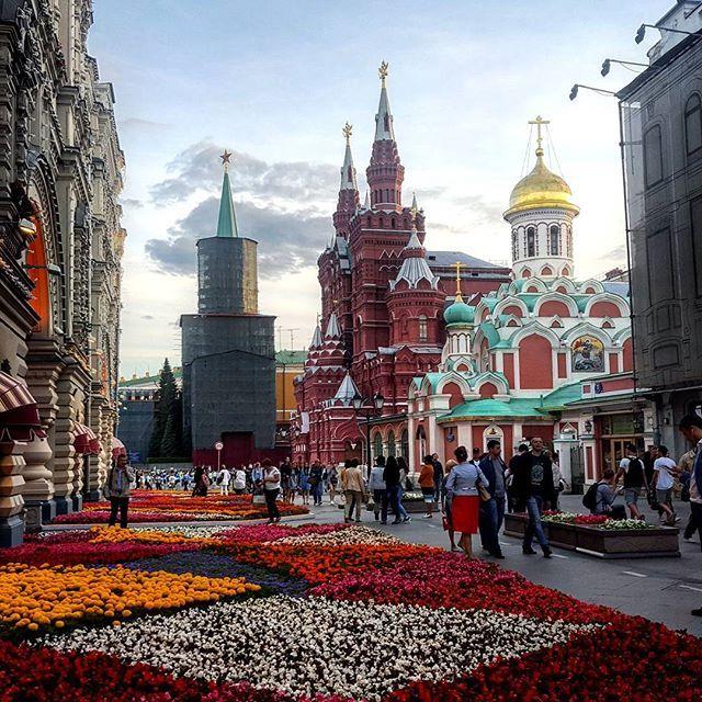 Vara, Moscova e fix cum trebuie #moscow #russia #kazancathedral #statehistoricalmuseum