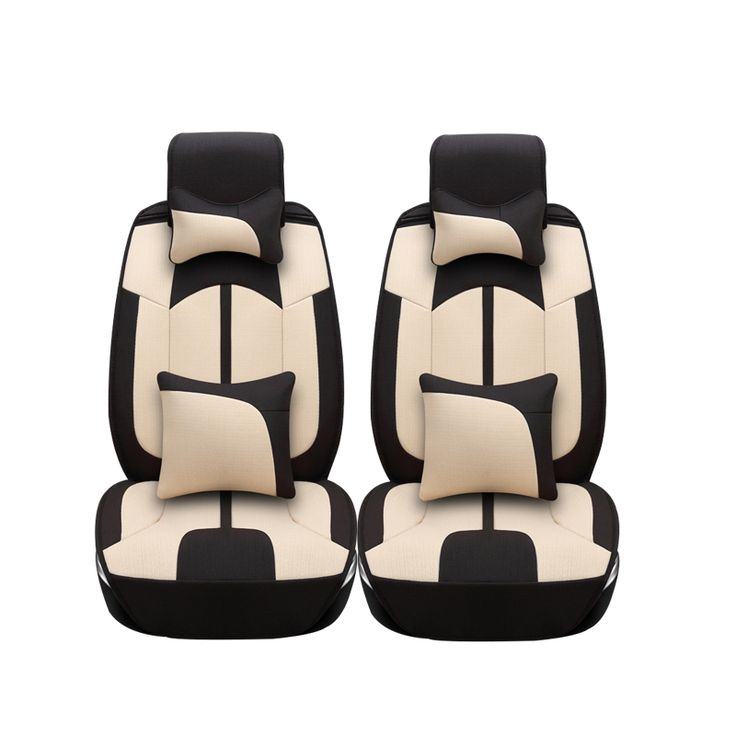 Linen And Cotton Car Seat Covers For Peugeot 205 206 207