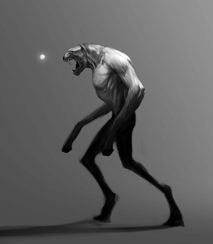 EL hombre lobo by jTonatiuh.deviantart.com