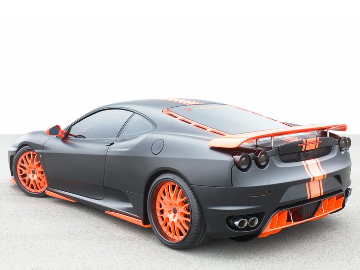 Ferrari Hamann. Ferrari F430Future CarFast ...