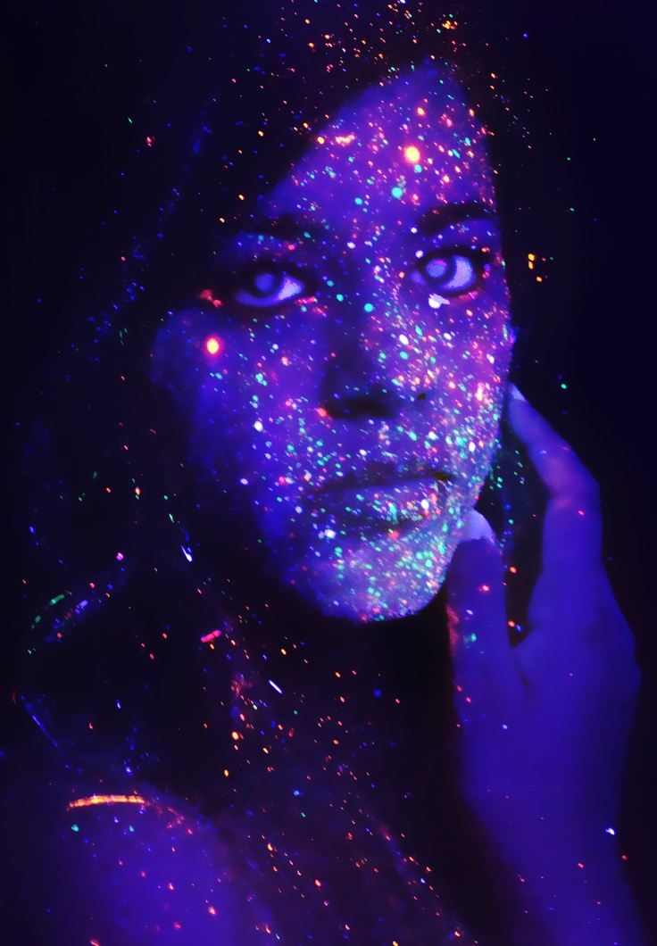 Uv Paint Ethereal Pinterest Inspiration