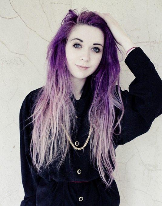 Teenage Girls Hairstyles: Long Layered Hair