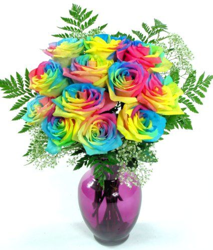1000 images about arreglos florales on pinterest altar for How to make tie dye roses