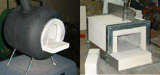 DIY Knifemaker's Info Center: Gas Forge Build 1: Concepts and Burner Tube