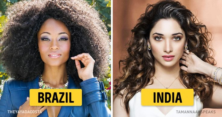 'I asked myfriends who the most beautiful girl from their country was...'
