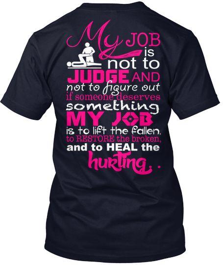 Physical Therapist - My Job